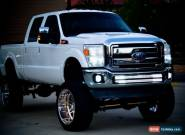 2011 Ford F-250 Lariat / Custom for Sale
