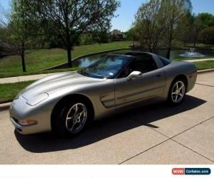 Classic 2000 Chevrolet Corvette Base 2dr Coupe for Sale