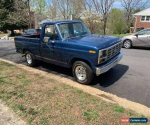 Classic 1981 Ford F-100 Custom for Sale