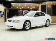 1995 Ford Mustang SVT Cobra for Sale