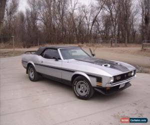 Classic 1972 Ford Mustang deluxe for Sale
