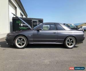 Classic Nissan: GT-R R32 for Sale