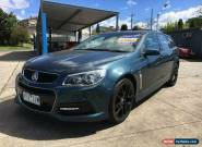 2013 Holden Commodore VF SV6 Blue Automatic A Wagon for Sale