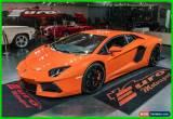Classic 2012 Lamborghini Aventador All-wheel Drive Coupe LP700-4 for Sale