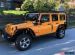 Jeep: Wrangler Sahara Unlimited for Sale