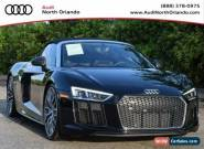 2018 Audi R8 V10 plus for Sale