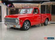 1972 Chevrolet C-10 Pickup for Sale