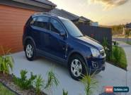 2012 Holden Captiva SUV for Sale