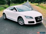AUDI TT Coupe - Almost a Virgin for Sale
