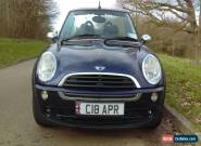 Mini Convertible Excellent condition 64000 miles Full Service History NEW MOT for Sale