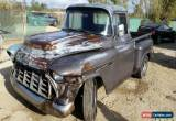Classic 1956 Chevrolet Other Pickups for Sale