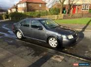 VW Bora 1.9 TDI 130  2000 if price is right it will come with another bora free for Sale