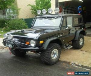 Classic 1971 Ford Bronco for Sale