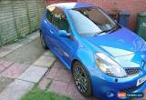 Classic 2007 Renault Clio 2.0 RS (197bhp)  blue for Sale