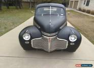 1941 Chevrolet Other 2dr sedan for Sale