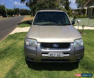 Classic Ford Escape XLT (2003) 4D Wagon Automatic (3L - Multi Point F/INJ) 5 Seats for Sale