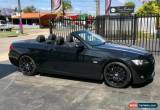 Classic 2008 BMW MSPORT E93 335i TWIN TURBO CONVERTIBLE AUTO ONE OWNER EXCELLENT COND.  for Sale