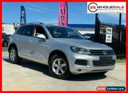 2012 Volkswagen Touareg Automatic A Wagon for Sale