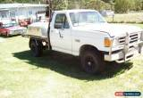 Classic Ford F150 4x4 5 speed manual no rust ever for Sale