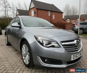 Classic 2013 Vauxhall Insignia SRI NAV CDTI ECO for Sale