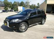 2008 toyota rav4 zr6 auto top of the range must see bargain!! for Sale