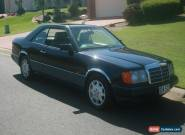 Mercedes W124 320ce 1993 for Sale