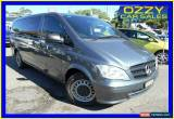 Classic 2011 Mercedes-Benz Vito MY11 113 CDI Grey Automatic 5sp A Wagon for Sale