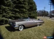 1959 Pontiac Bonneville convertible for Sale