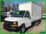 2014 Chevrolet Express Chassis 139 in. WB SRW Work Van for Sale