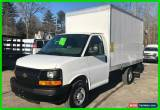 Classic 2014 Chevrolet Express Chassis 139 in. WB SRW Work Van for Sale
