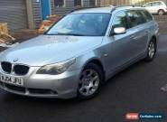 BMW 525 2.5TD auto 2004 d SE Touring DIESEL AUTOMATIC for Sale