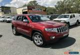 Classic 2012 Jeep Grand Cherokee WK Laredo Red Automatic 5sp A Wagon for Sale