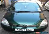 Classic 2000 Green Toyota Yaris 1.3 CDX Automatic  for Sale