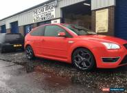 2006 FORD FOCUS ST-2 RED LOW MILEAGE! NO RESERVE! for Sale