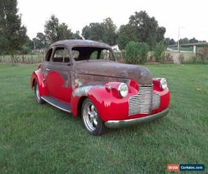 Classic 1940 Chevrolet Coupe Hot Rod for Sale
