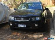 2006 Ford Territory TX RWD RWC REGO fantastic driving  for Sale