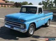 1966 Chevrolet C-10 Custom for Sale