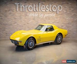 Classic 1972 Chevrolet Corvette for Sale