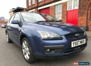 Ford Focus 1.8 125 2007.5MY Style Petrol Manual Bargain Quick Sale 5dr Alloys for Sale