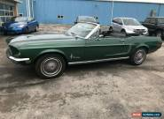 1968 Ford Mustang Deluxe for Sale