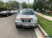 2002 Nissan X-trail 4wd Auto 20 klms still runs perfect. for Sale