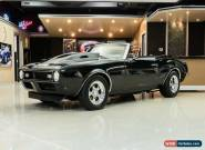 1968 Chevrolet Camaro Convertible Restomod for Sale