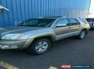 Other Makes: 4runner luxury for Sale