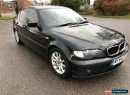 BMW 320d ES for Sale