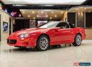 2002 Chevrolet Camaro SS SLP for Sale