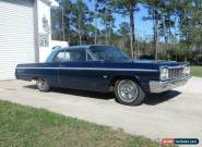 1964 Chevrolet Impala TRUE SS/ CLEAN TITLE / 30K ACTUAL MILES for Sale