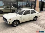 1974 toyota corolla ke30 manual 2 door coupe suit ke 10 20 30 35 datsun mazda for Sale