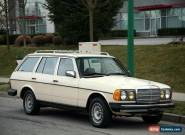 1985 Mercedes-Benz 300-Series for Sale
