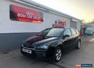 Ford Focus 1.6 115 2006MY Zetec Climate for Sale