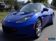 2012 Lotus Evora for Sale